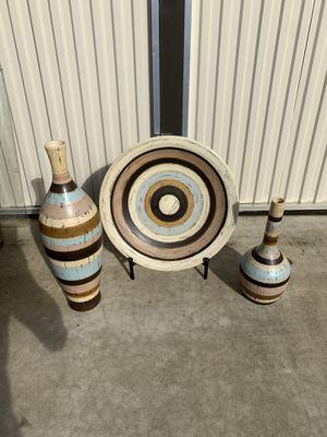 Three-piece Decorative set for Sale in Fresno, CA