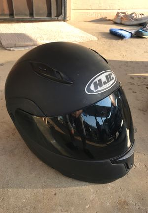 Hjc motorcycle helmet for Sale in Dinuba, CA