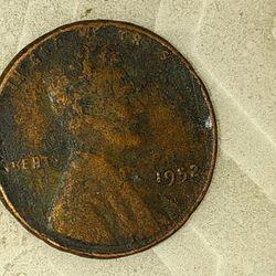 1952 Penny Over Nickel? for Sale in Clarksburg,  WV