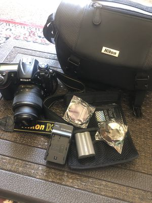Nikon digital camera D300 for Sale in Tracy, CA
