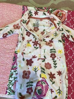 Two 3 Month Winter Onesies for Sale in Eustis,  FL