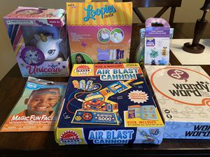 Kids Crafts, Game & Outdoor toys for Sale in Fontana, CA