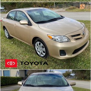 2012 Toyota Corolla for Sale in Kissimmee, FL