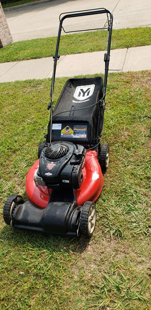 Yard Man Push Mower for Sale in Wylie, TX