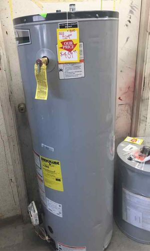 AO smith water heater OX0L for Sale in Houston, TX