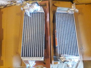 Brand new 98 rm125 radiators and hoses for Sale in Stanwood, WA