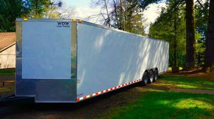 2019 8.5 x 34 double car hauler for Sale in Portland, OR