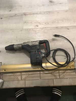Bosch rotary hammer drill working perfect for Sale in Hialeah, FL