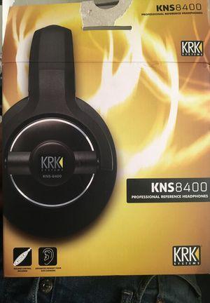 Krk Kns8400 Professional Studio Headphones for Sale in Washington, DC