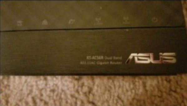 Asus modem RT-AC56R DUAL BAND
