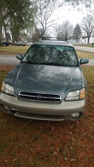 02 subaru outback for Sale in Indianapolis, IN