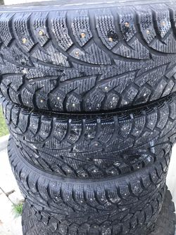 Snow Tires 205/65r15 for Sale in Wenatchee,  WA