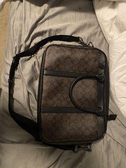 Coach Bag-mans Messenger Bag for Sale in Aloha,  OR