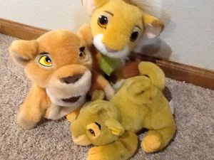 Like *NEW* Disney Lion King Plush for Sale in Chippewa Falls, WI