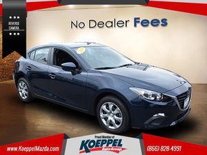 2016 Mazda Mazda3 for Sale in Woodside, NY