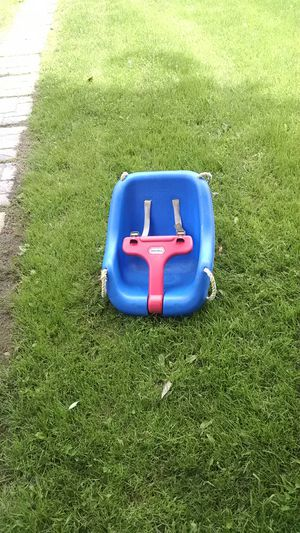 Little Tikes baby swing for Sale in Mill Run, PA