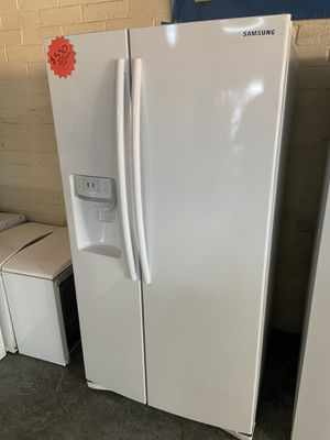 🔥Samsung Side By Side Refrigerator!🔥 for Sale in Ontario, CA