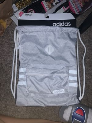 Adidas jaw string bag for Sale in Fontana, CA