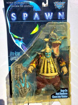 """Spawn The Movie: """"Clown"""" figure '1997 for Sale in Montebello, CA"""