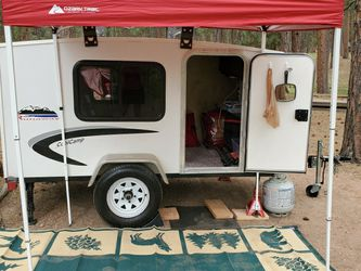 2016 cool camp 4 by 8 Rv Trailer for Sale in Littleton,  CO