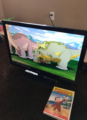 Rca 24 inch tv with built in dvd player for Sale in Rancho Cucamonga, CA
