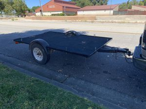 Trailer 8 1/2 x 5 1/2 for Sale in Upland, CA