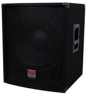 """Rockville SBG1184 18"""" 1000 Watt Passive 4-Ohm Pro DJ Subwoofer, MDF/Pole Mount for Sale in Los Angeles, CA"""