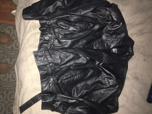 Ladies small leather hip jackets. Totally 80's for Sale in Carmichael, CA