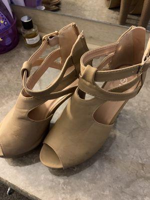 Wedge heel for Sale in Denver, CO