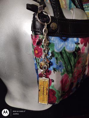 Fob Dangle Key Chain Purse Bookbag OOAK for Sale in Walbridge, OH