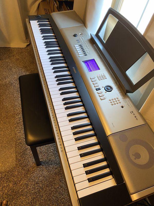Yamaha YPG 535 Keyboard