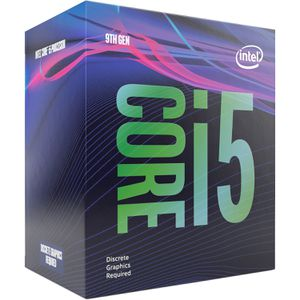 i5 9400f 6-core 2.9 ghz with stock cooler for Sale in Gilroy, CA