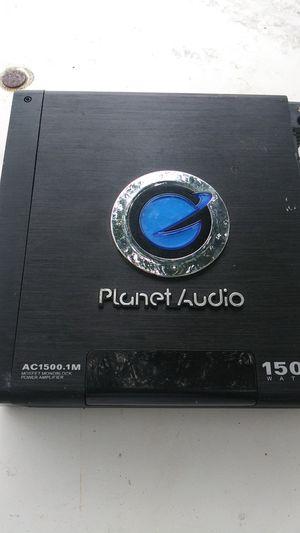 Planet Audio 1500 WATTS for Sale in Atlanta, GA