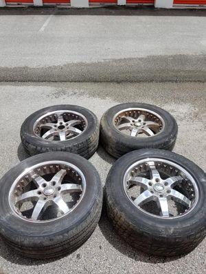 Rims 20 roh 6 lugs 139.7 mm for Sale in Davie, FL