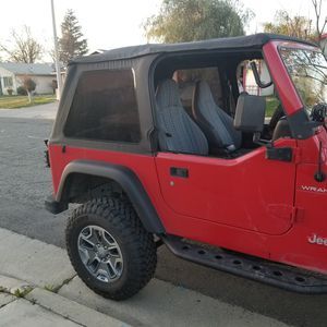 1997 Jeep Wrangler 4x4 for Sale in Tulare, CA