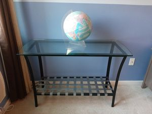 Glass top Table for Sale in Aloha, OR