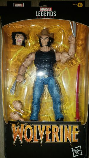 Marvel Legends Wolverine Weapon X for Sale in Chicago, IL