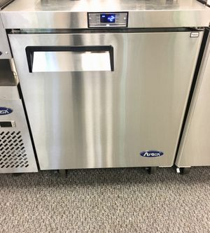 Single door under counter worktop commercial freezer for Sale in Kent, WA