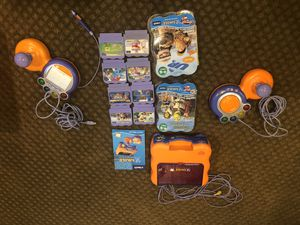 Vtech smile kids game system for Sale in Naperville, IL