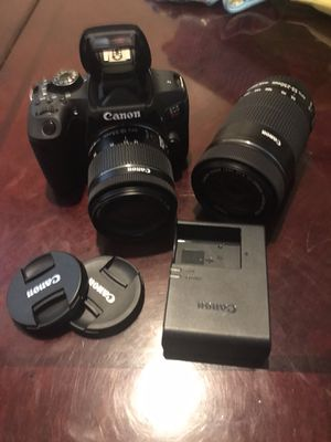 Canon camera for Sale in Fresno, CA