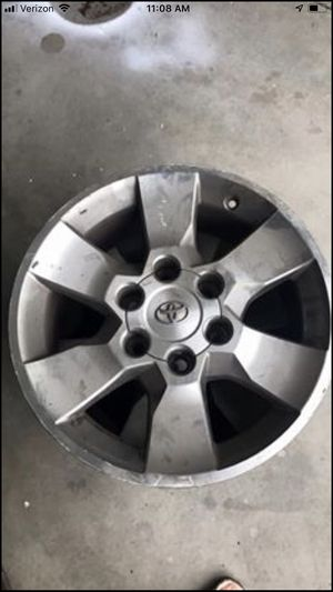 """17"""" Toyota Wheels / Rims for Toyota SUV (4Runner , Tacoma, Tundra, Highlander) for Sale in Bend, OR"""