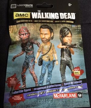 Walking Dead Action Figure for Sale in Coal Valley, IL