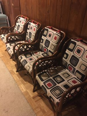 Chairs 4 for Sale in Raleigh, NC