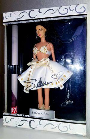 Selena Doll OOAK w/Custom Beige Outfit for Sale in Fontana, CA