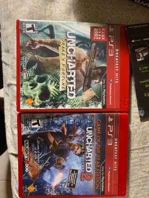 Uncharted 1&2 for Sale in Miami, FL