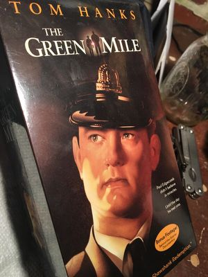 The Green mile unopened VHS for Sale in Severna Park, MD