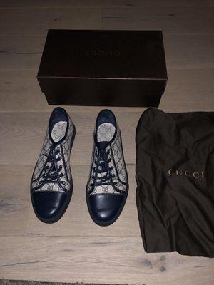Gucci Men's Sneakers authentic size 11 for Sale in Phoenix, AZ