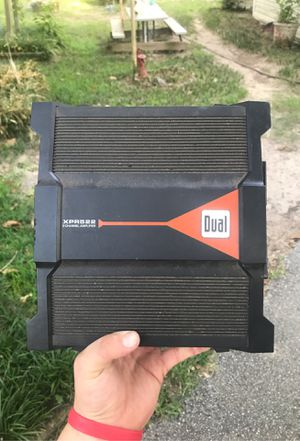 Dual XPR522 Amplifier for Sale in Murchison, TX