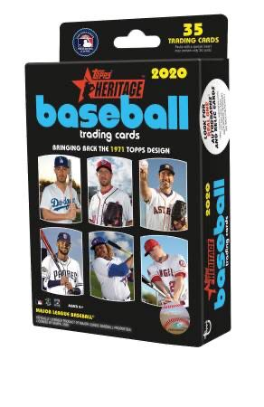 2020 Topps Heritage MLB Trading Cards for Sale in Orlando, FL