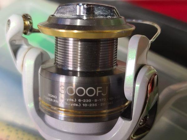 Shimano Stradic 3000 FJ